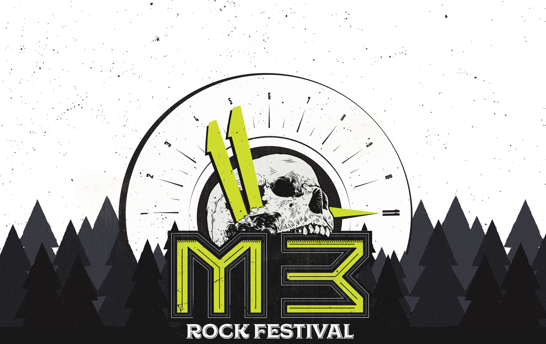 M3 Rock Festival 2020 Lineup M3 Rock Festival